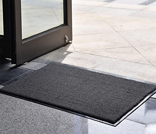 Door Mat, Outdoor Rugs Farmhouse Rag Rug Large Floor Mat And Rug Modern Area Rug Indoor Outdoor Doormats Welcome Mats for Living Room Kitchen Entryway Rug