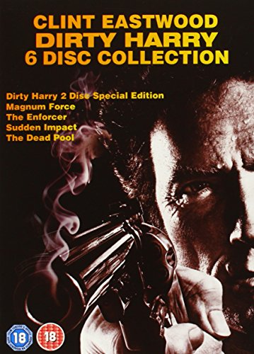 Dirty Harry Collection [DVD] [UK Import]