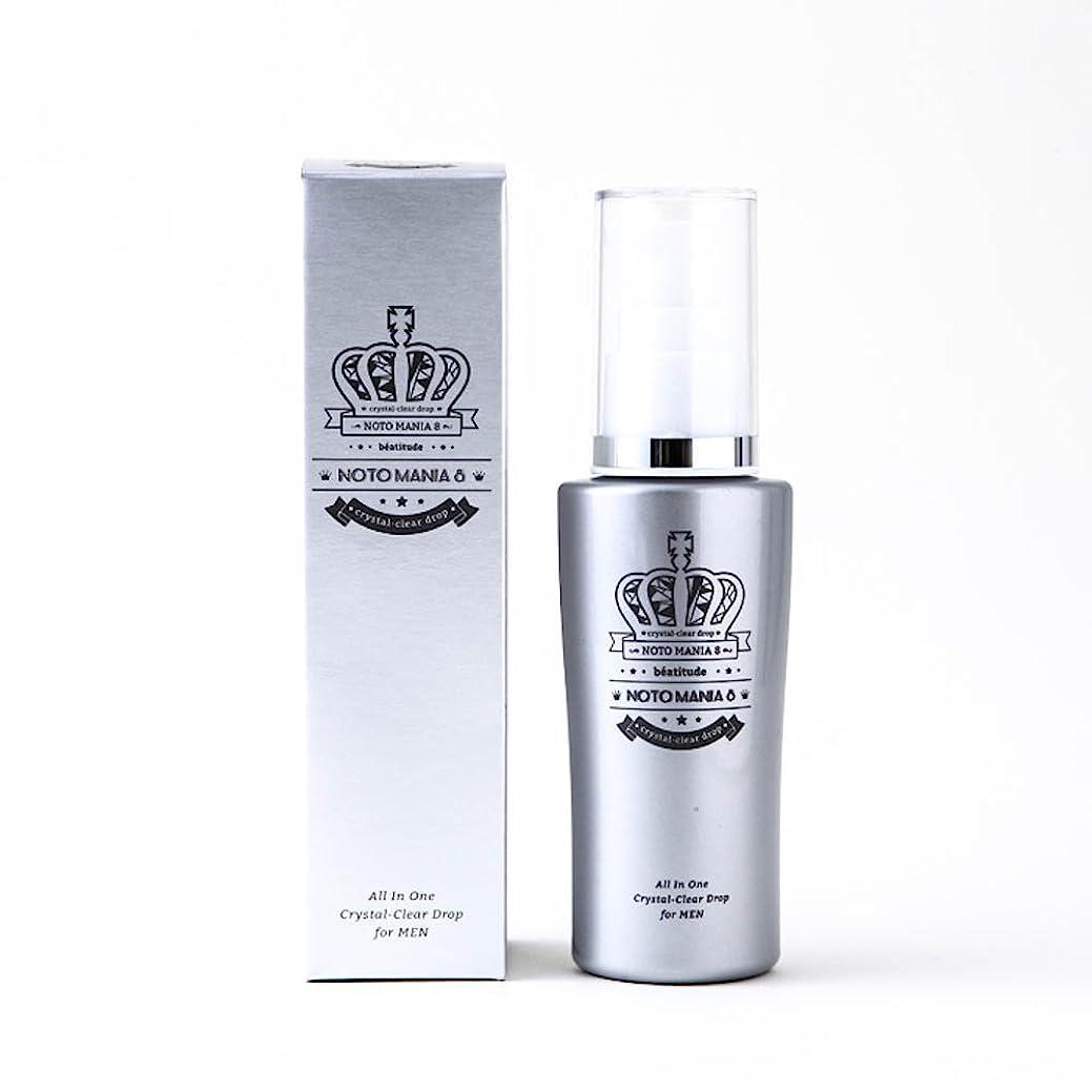 モットー騒々しい拡張ノトマニア8 ( NOTOMANIA8 メンズ オールインワン 濃密保湿美容液 )& 男性用 スキンケア 化粧水