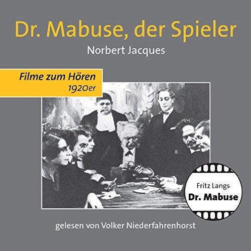 Dr. Mabuse, der Spieler Titelbild