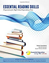 Essential Reading Skills, Preparation for High School Equivalency Tests