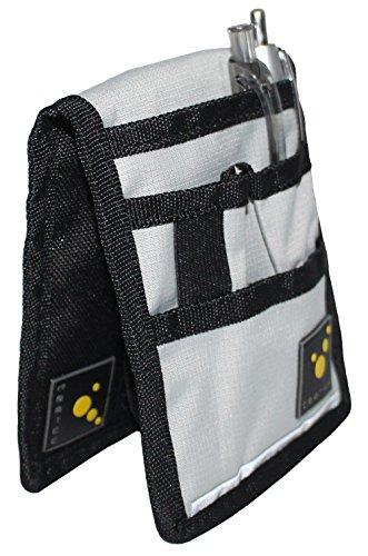 tee-uu POCKET evo Organizer - Kompakter Organizer für die Brusttasche!