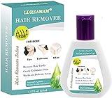 Enthaarungscreme,Haarentfernungscreme,Hair Removal Cream,Schmerzlos Enthaarungsmittel,Kann an mehreren Körperteilen angewendet werden,Gesicht, Achselhöhlen,Für Männer und Frauen