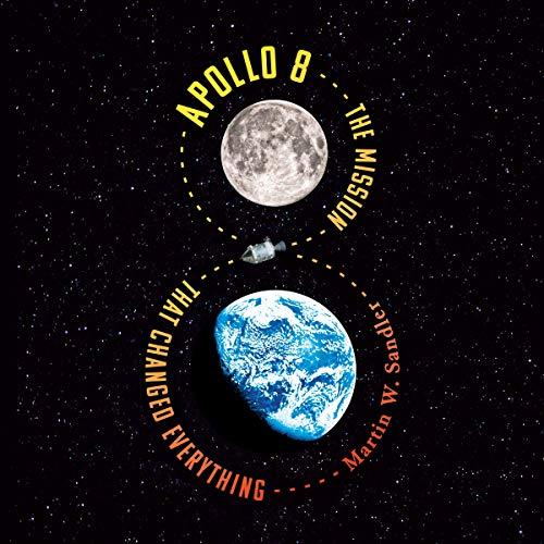 Apollo 8 audiobook cover art