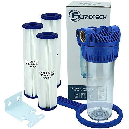 FILTROTECH Wasserfilter 10