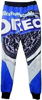 MANGGO GO Jogger Unisex Oreo Joggers Sweatpants Sports Jogging 3D Men Women Hip Hop Trousers