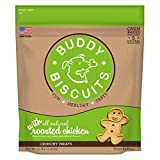 Buddy Biscuits - Treats Oven Bkd Rstd Chkn - CS of 6-3.50 LB