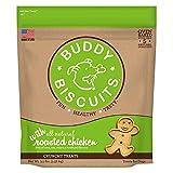 Buddy Biscuits - Treats Oven Bkd Rstd Chkn - CS of 6-3.50 LB
