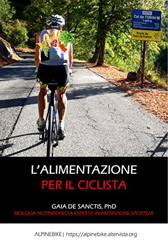 L'alimentazione per il ciclista