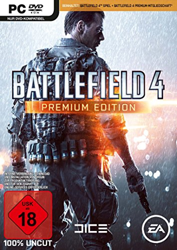 Battlefield 4 - Premium Edition - [PC]