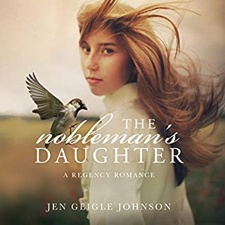 The Nobleman's Daughter audiobook cover art