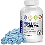 Bronson ONE Daily Mens 50+ Complete Multivitamin