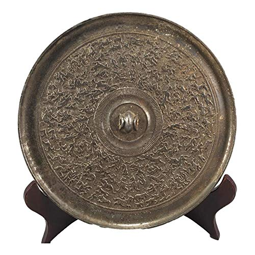 LAOJUNLU Bronze Hunting Mirror Imitation Antique Bronze Masterpiece Collection of Solitary Chinese