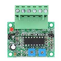 【2021年お正月スペシャル】電流-電圧トランスミッター、0-20MA-0-5V C/Vコンバーター信号モジュール電流-電圧