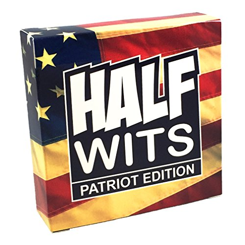 Half Wits: Patriot  Fast And Funny Party Game