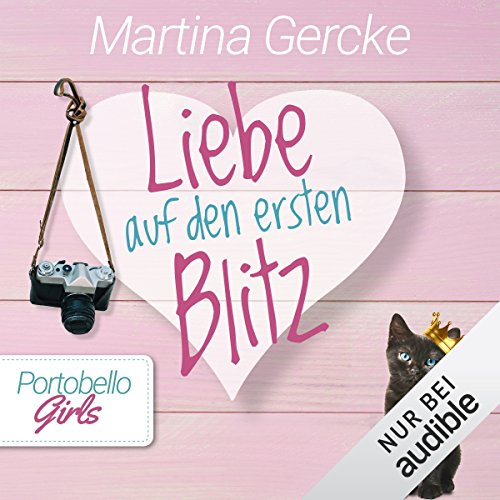 Liebe auf den ersten Blitz audiobook cover art