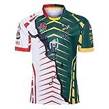 MGRH Rugby Jersey 2019 World Cup South Africa Champion Joint Edition Rugby T-Shirt Sommersport Atmungsaktiv Freizeit Fußballshirt Poloshirt S