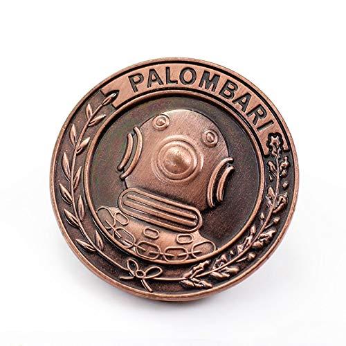Monedas, Monedas Antiguas de Cobre Rojo Personalizadas, Monedas Antiguas Militares Personalizadas, Monedas 3D Personalizadas Baratas