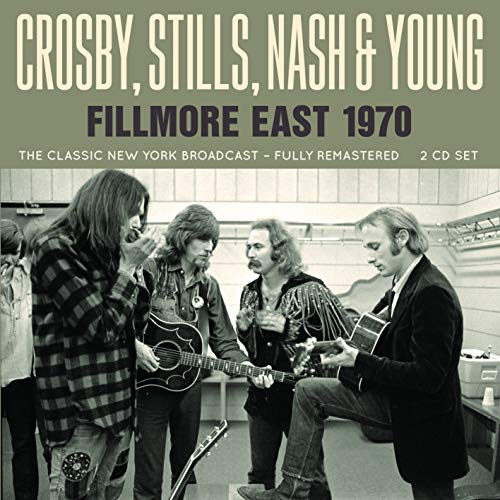 Fillmore East Radio Broadcast 1970