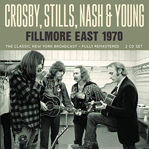 Flllmore East 1970 (2Cd)