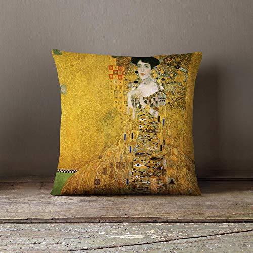 Lplpol - Funda de cojín decorativa para decoración del hogar, sofá, sofá o cama, 40,6 x 40,6 cm