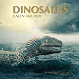 Dinosaurs Calendar 2020: 16 Month Calendar