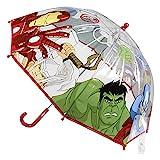 Cerdá 2400000408 Paraguas, Multicolor (Avengers), Talla Única para Niños