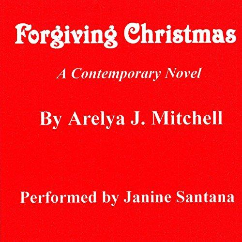 Forgiving Christmas audiobook cover art