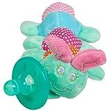 Kuscheltier Schnuller mit 7 verschiedenen Designs für Neugeborene Babys - Plüschtier Schnuller ab...