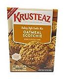 Krusteaz, Oatmeal Scotchie Cookie Mix, 18oz Box (Pack of 3)