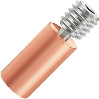 figatia Substituição bimetálica de metal para quebra de garganta para V6 Hotend 1.75mm Peças de impressora 3D Diâmetro int...