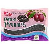 東洋ナッツ プルーン 種ぬき 袋400g