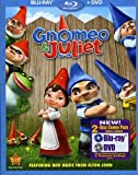 GNOMEO & JULIET New SEALED w Slip Case (BLU-RAY 2011 2 Discs) animation