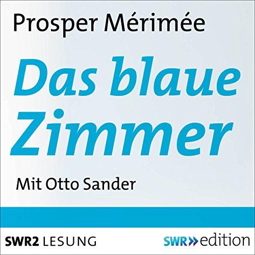 Das blaue Zimmer audiobook cover art