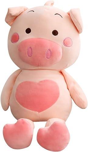 LAIBAERDAN Niedliche SchWeißfigur Baumwollschlafkissen Plüschspielzeug Beschwichtigen Puppe, Freundkindergeburtstagsgeschenk Zu Senden