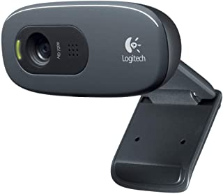 Logitech C270 HD Webcam 960-000621