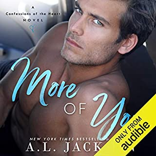 More of You audiobook cover art