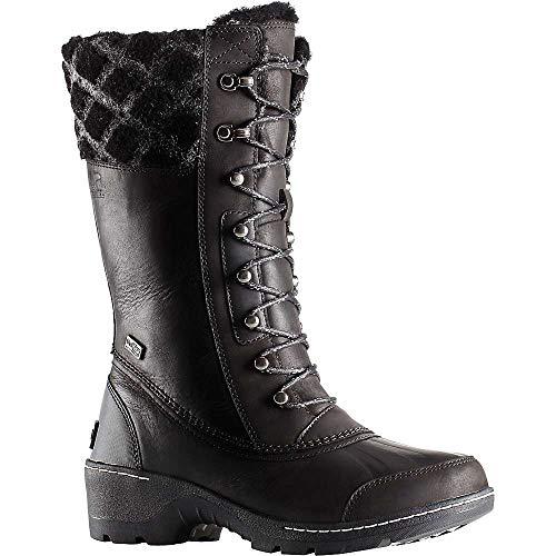 [ソレル] シューズ 26.5 cm ブーツ・レインブーツ Women's Whistler Tall Boot Black/Da レディース [並行輸入品]