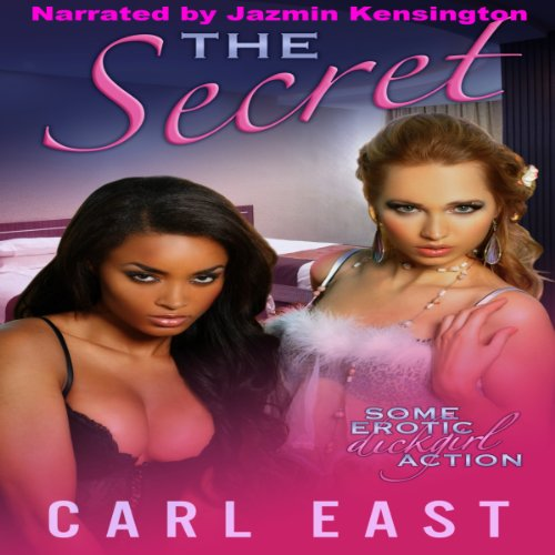 The Secret Audiobook By Carl East cover art