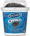 Yo Crunch Vanilla Yogurt with Cookies and Cream, 6 oz
