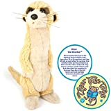VIAHART Mimi The Meerkat | 10 Inch Stuffed Animal Plush | by Tiger Tale Toys