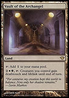 Magic: the Gathering - Vault of the Archangel (158) - Dark Ascension