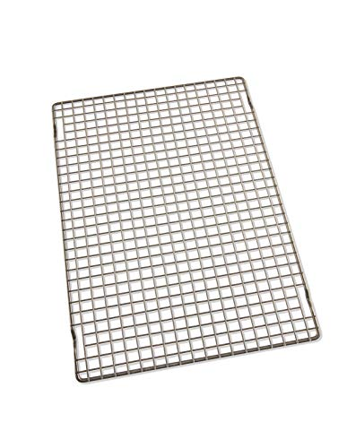 All-Clad Pro-Release cooling rack, 12 In x 17 In, Grey