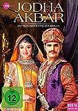 Jodha Akbar - Die Prinzessin und der Mogul (Box 16, Folge 211-224) [3 DVDs]