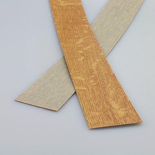 Randomlijmer voor multifunctionele platen eiken licht 610 x 43 mm