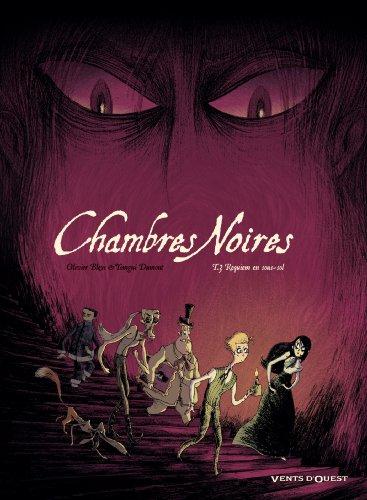 Chambres Noires - Tome 03 : Requiem en sous-sol