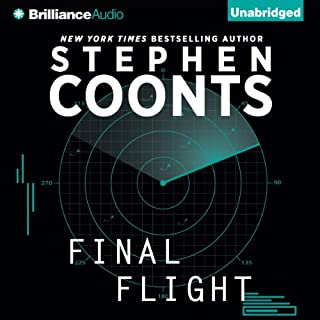 Final Flight audiobook cover art