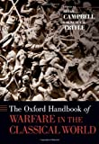 The Oxford Handbook of Warfare in the Classical World