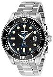 Invicta 27610 Pro Diver Herren Uhr Edelstahl Automatik schwarzen Zifferblat