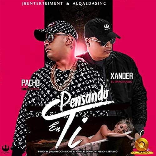 Xander el Imaginario feat. Pacho El Antifeka